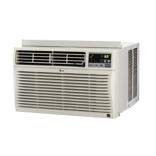 Lg 10000 btu window air conditioner with remote refurbished for 14 wide window air conditioner