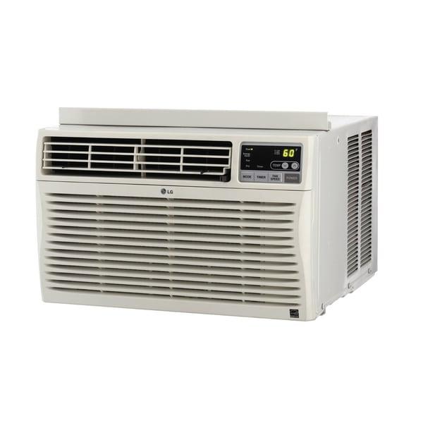 LG 8,000 BTU Window Air Conditioner with Remote (Refurbished)