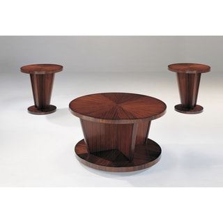 Axis Nutmeg 3-piece Occasional Tables Set