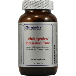 Multigenics Intensive Care Supplements (180 tablets)