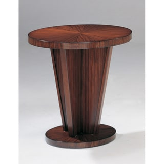 Axis Nutmeg Round Lamp Table