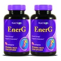 Natrol EnerG Chewable Tablets (120 Tablets) (Pack of 2)