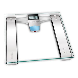 Glass Digital Bathroom Scale with Removable Readout