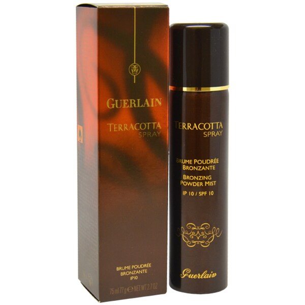 Guerlain Terracotta Spray Medium Bronzing Powder Mist with SPF10