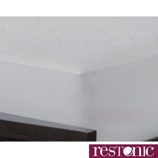 Restonic Quilted Memory Foam Mattress Pad