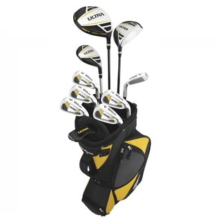 Wilson Ultra Complete Right Handed Mens Golf Club Set
