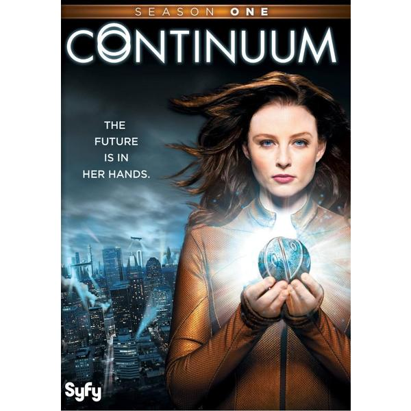 Continuum: Season One (DVD)
