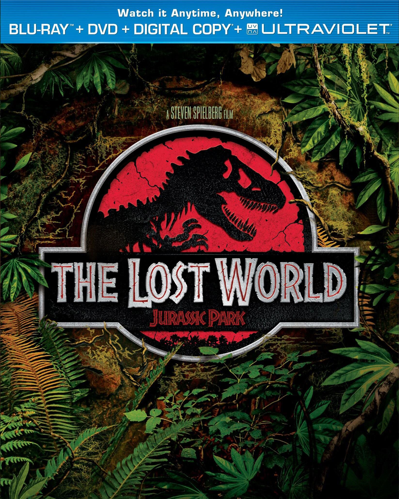 The Lost World: Jurassic Park (Blu-ray/DVD)