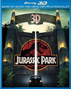 Jurassic Park 3D (Blu-ray/DVD)