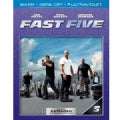 Fast Five (Blu-ray Disc)