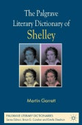 The Palgrave Literary Dictionary of Shelley (Hardcover)