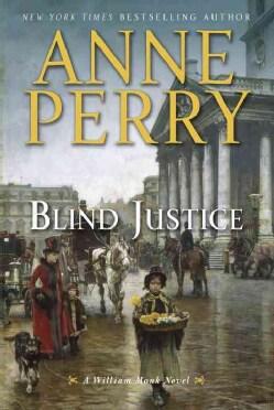 Blind Justice (Hardcover)