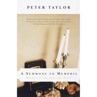 A Summons to Memphis (Paperback)