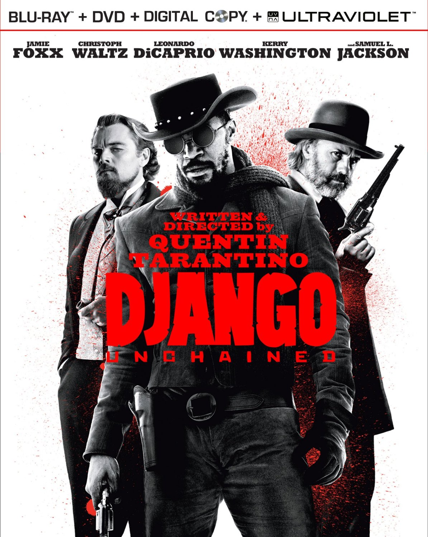 Django Unchained (Blu-ray/DVD)