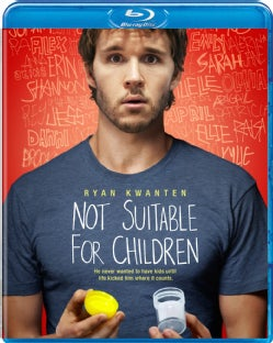 Not Suitable For Children (Blu-ray Disc)