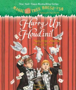 Hurry Up, Houdini! (CD-Audio)