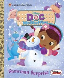 Snowman Surprise (Hardcover)