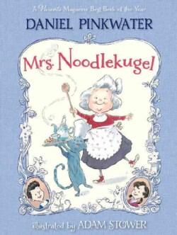 Mrs. Noodlekugel (Paperback)