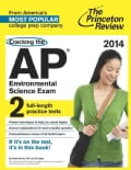 Cracking the AP Environmental Science Exam, 2014 (Paperback)