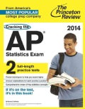 The Princeton Review Cracking the AP Statistics Exam 2014 (Paperback)