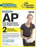 Princeton Review Cracking the AP U.S. Government & Politics Exam, 2014 (Paperback)