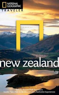 National Geographic Traveler New Zealand (Paperback)