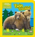 Twin Trouble (Novelty book)
