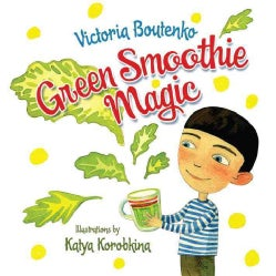 Green Smoothie Magic (Hardcover)