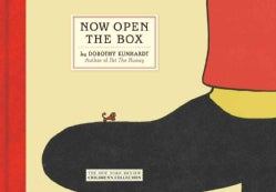 Now Open the Box (Hardcover)