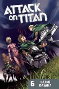 Attack on Titan 6 (Paperback)