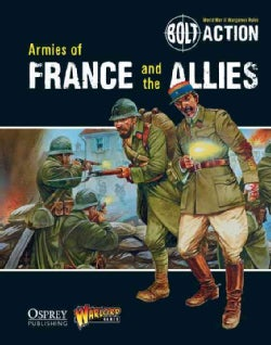 Armies of France and the Allies (Paperback)