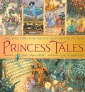 Princess Tales: Once Upon a Time in Rhyme with Seek-and-Find Pictures (Hardcover)