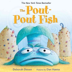 The Pout-Pout Fish (Board book)