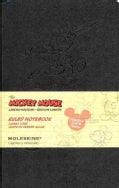 Moleskine Mickey Notebook Ruled Large (Notebook / blank book)
