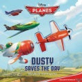Dusty Saves the Day!: Storybook and Projector (Novelty book)