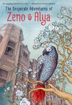 The Desperate Adventures of Zeno and Alya (Hardcover)