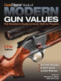 Gun Digest Book of Modern Gun Values: The Shooter's Guide to Guns 1900 to Present (Paperback)