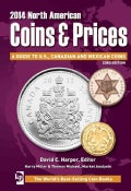 North American Coins & Prices 2014: A Guide to U.S., Canadian and Mexican Coins (Paperback)
