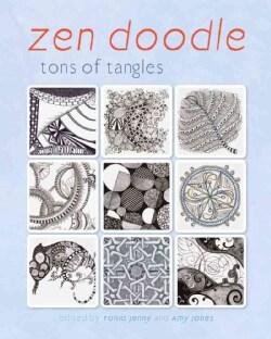Zen Doodle: Tons of Tangles (Paperback)