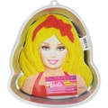 Novelty Cake Pan-Barbie