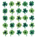 Jolee's Seasonal Stickers-Clover Repeats