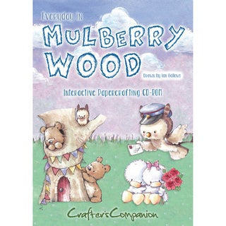 Mullberry Wood Everyday CD-Rom-
