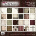 "Heartfelt Double-Sided Paper Collection 12""X12"" 48/Sheets-Timeless Amour"