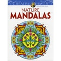 Dover Publications-Nature Mandalas