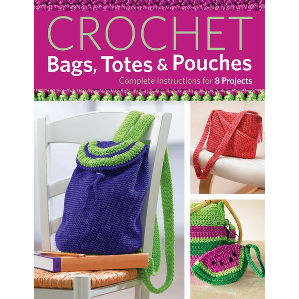 Creative Publishing International-Crochet Bags, Totes & Pouches
