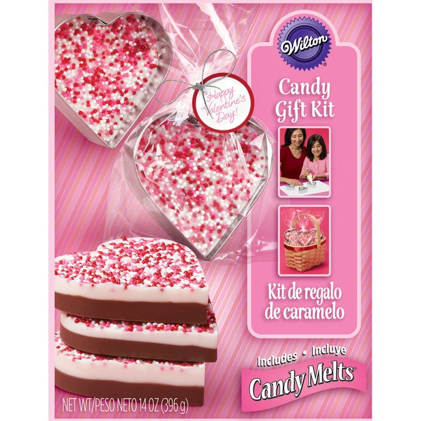 Bark Candy Kit-Heart Shaped