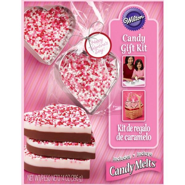 Bark Candy Kit-Heart Shaped