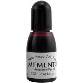 Memento Dye Reinker-Love Letter