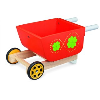 Wonderworld Toys Little Wheel Barrow