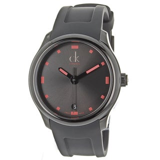 Calvin Klein Men's Visible Watch